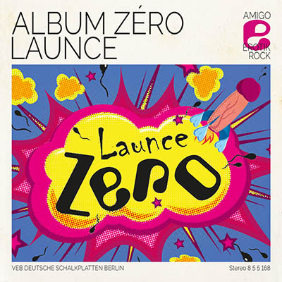 LAUNCE ZÉRO ALBUM